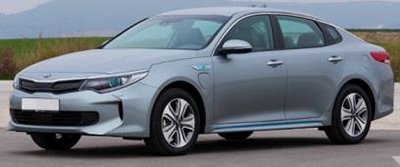 KIA Optima, Plug-In-Hybrid (JF)